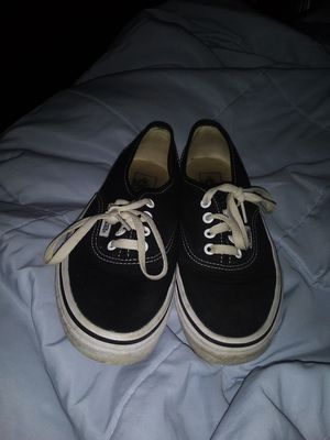 Vans shoe's for Sale in Dowling, MI