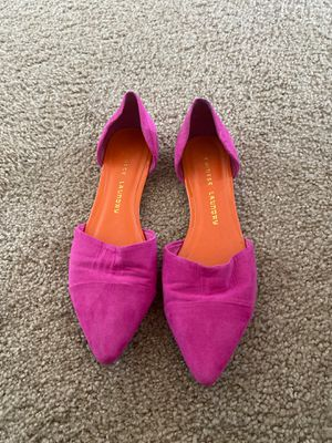 Hot pink flats! Chinese laundry! Size 7 for Sale in Tacoma, WA