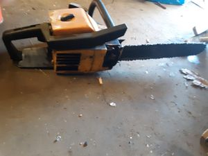 Ward chainsaw for Sale in Portland, OR