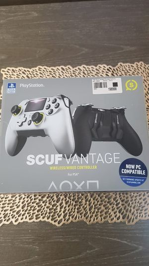 Ps4 Controller Scuf Vantage 2 for Sale in Katy, TX