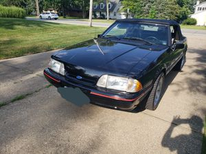 1989 mustang vert for Sale in North Royalton, OH