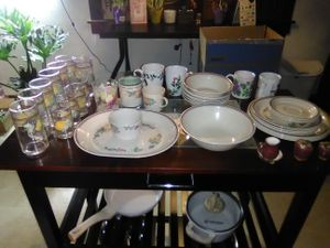 Corelle by Corning dishware for Sale in Elmira, NY
