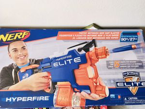 Nerf extra large gun super fast for Sale in Los Angeles, CA