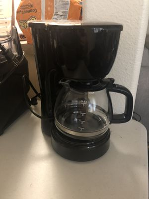 Small coffee pot for Sale in Draper, UT