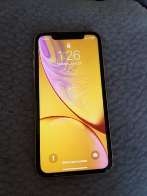 iPhone xr for Sale in Eltopia, WA