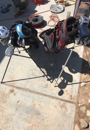 Two sets of golf clubs for Sale in Phelan, CA