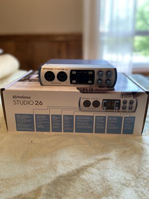 Presonus interface for Sale in Elgin, IL