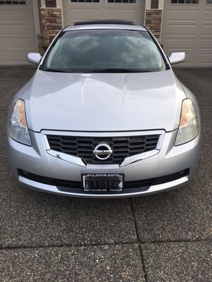 2009 Nissan Altima Coupe for Sale in Puyallup, WA