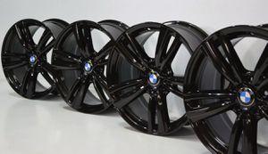 """19"""" Bmw 335i 435i 340i 440i 428i 328i black wheels for Sale in Huntington Beach, CA"""