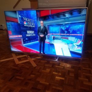 "Smart 55"" SONY TV for Sale in Queens, NY"