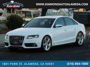 2011 Audi S4 for Sale in Alameda, CA