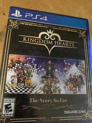 Kingdom hearts PS4 for Sale in Mesa, AZ