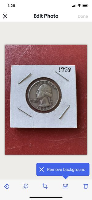 U.S 1958 collection quarter. for Sale in Richmond, CA