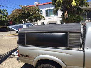 "Vintage camper shell (74.5""x61.5"") for Sale in Emeryville, CA"