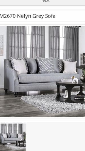 Nefyn Gray Sofa Only!! for Sale in Dallas, TX