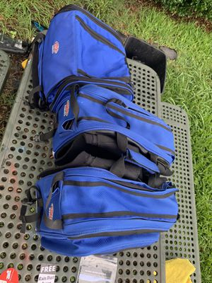 Tour Master Cortech Sport SaddleBags & TailBag for Sale in Garland, TX