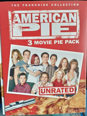 American pie 3 movie DVDs no scratches for Sale in Berwyn Heights, MD