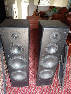 Audiophile 830LR tower speakers for Sale in Rowlett, TX