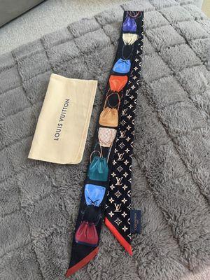 Louis Vuitton scarf for Sale in Renton, WA