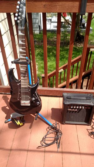 Used, Ibanez Junior Electric Guitar With Amp for Sale for sale  Stanhope, NJ