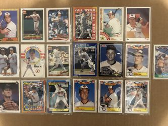 Cal Ripken Baseball Card Collection for Sale in Modesto,  CA