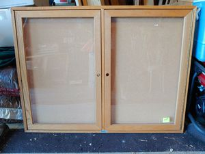 Large Display Case for Sale in Carrollton, TX
