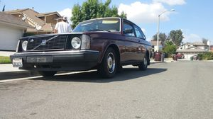 Volvo 240 parts (coilovers, adustable suspensión) for Sale in Moreno Valley, CA