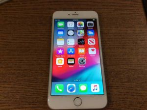 iPhone 6 Plus 16gb Unlocked for Any Carrier for Sale in Denver, CO
