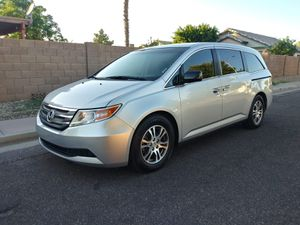 2012 Honda Odyssey EX Gorgeous for Sale in Glendale, AZ