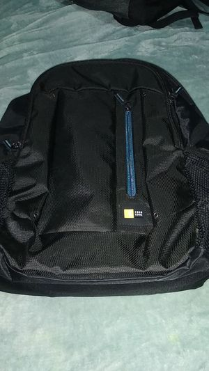 """CASE LOGIC Jaunt WMBP-115 BACKPACK For 16"""" Notebook - Blue - Polyster - Adjustable Shoulder Strap(new) for Sale in Atlanta, GA"""