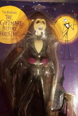 Nightmare Before Christmas Jack Skellington Figure 3 Pack for Sale in Los Angeles, CA