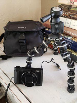 Sony cyber shot DSC-HX80 for Sale in Fort Worth, TX