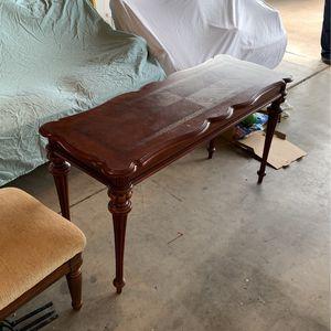 Sofa table for Sale in Scottsdale, AZ