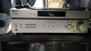 Sony stereo receiver w/ Bass spkr for Sale in Hayward, CA