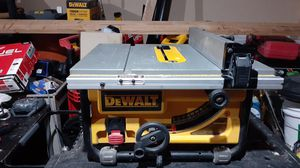 "TABLE SAW DW745 BLADE 10"" for Sale in Fremont, CA"