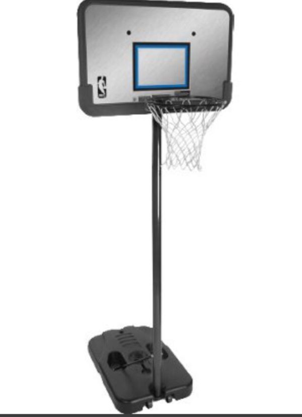 Huffy portable basketball ball hoop 44in $99 new