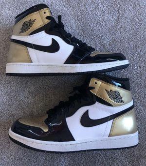 Jordan 1 NRG Gold Toe for Sale in Terre Haute, IN