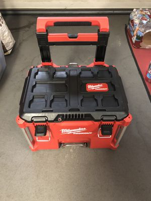 Milwaukee Rolling Packout Brand New Never Used $100 Firm for Sale in Chino, CA