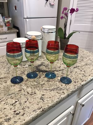 Wine glasses for Sale in Odenton, MD