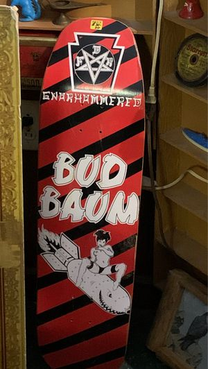 """Brand new bud Baum """"Philly FDR"""" deck for Sale in Philadelphia, PA"""