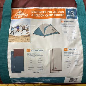 Kelty 4 Person Tent for Sale in Los Angeles, CA