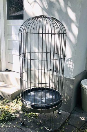 Large Bird Cage for Sale in Salt Lake City, UT