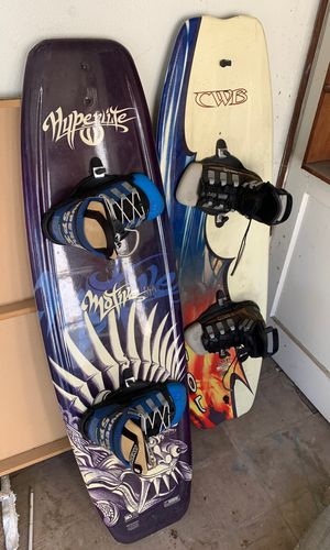 Hyper lite and CWB water board for Sale in Los Angeles, CA