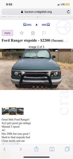Ford ranger splash for Sale in Tucson, AZ