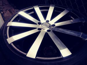 "20"" rims only for Sale in Santa Monica, CA"