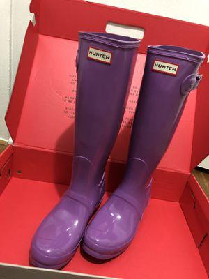 Hunter rain boots for Sale in Tempe, AZ