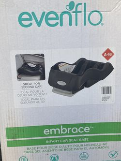 Evenflo Embrace Infant Seat Car Seat Base NIB for Sale in Hialeah,  FL