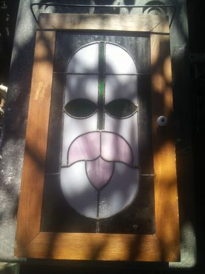 Medicine cabinet stained glass for Sale in Pasco, WA