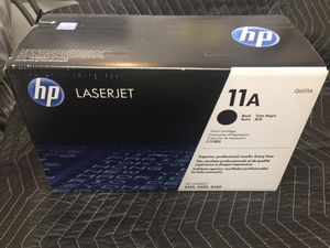 HP Toner Cartridge Black 11A Q6511A for Sale in Lake Forest, CA