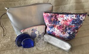 Cosmetic bags and organizer for Sale in Evansville, IN